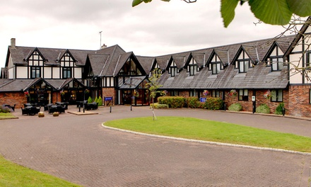 Gloucester: 1 or 2 Nights for Two with Breakfast and Late Check-Out at Best Western Gables Hotel