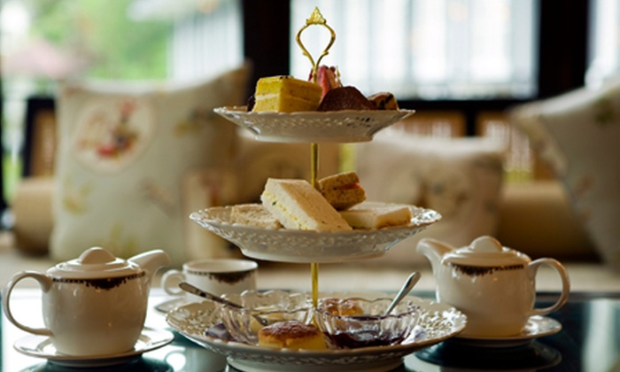 Hallmark Hotel Derby - Derby: Afternoon Tea For Two  (£16) or Four (£32) at the 4* Hallmark Hotel Derby