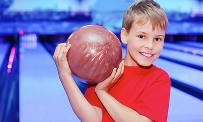 image for Bowling for Two, Four, or Six at Lucky Strike Bowl (Up to 53% Off). Three Options Available.