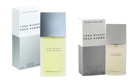 40ml, 75ml or 125ml Bottle of Issey Miyake L'eau D'issey for Men Eau de Toilette