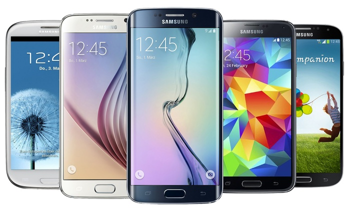 Samsung Smartphone refurbished ...