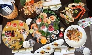 Kobe Jones Sydney: 7-Course Christmas Seafood Banquet with Miyamizu Sake ($79) at Kobe Jones Sydney, Darling Harbour (Up to $165 Value)