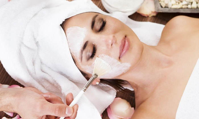 My Nails Skin Care - University Heights: Up to 55% Off One or Three Facials at My Nails Skin Care