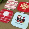 Up to 53% Off Personalized Christmas-Themed Kitchen Hot Pads