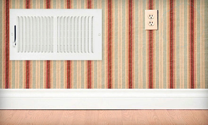 Aspen Air - Minneapolis / St Paul: Duct Cleaning and HVAC Tune-Up Packages from Aspen Air (Up to 84% Off). Five Options Available.