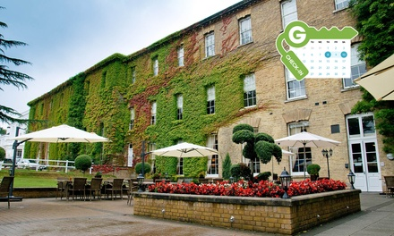 Windsor: Standard, Superior or Deluxe Room for Two with Breakfast; Option for Buffet Meal at 4* De Vere Beaumont Estate