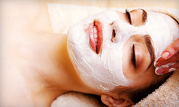 Seven Doors Salon - Downtown: $30 for 45-Minute Eminence Organic Facial at Seven Doors Salon ($60 Value)