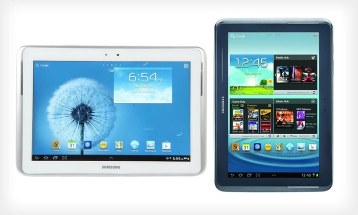 "Samsung Galaxy Note 10.1"" 16GB Tablet: $299.99 for Samsung Galaxy Note 10.1"" Tablet with S Pen (Refurbished) ($499.99 List Price). Free Shipping and Returns."