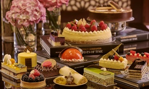 Karat, The Address Dubai Mall: Golden Afternoon Tea at Karat, The Address Dubai Mall (Up to 52% Off)