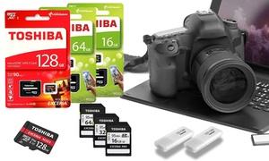 Micro SD Toshiba