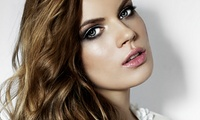 Full Set of Individual Silk Eyelashes at Fox Beauty (50% Off)