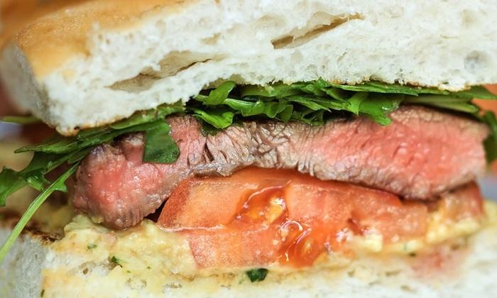Copper Leaf Gastrolounge - Downtown Scottsdale: $18 for $30 Worth of Gastropub Cuisine at Copper Leaf Gastrolounge