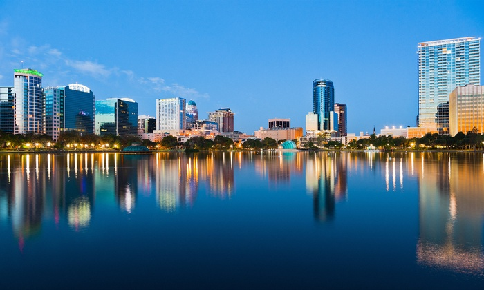 Otown Tours - Stone VIP's Inc.: $79 for an Orlando Bus Tour for Two from Otown Tours ($158 Value)