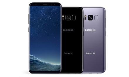 Samsung Galaxy S4/S5/S6/S6 Edge/S7/S7 Edge/S8/S8 Plus reconditionné. Garanti 1 an. Livraison offerte