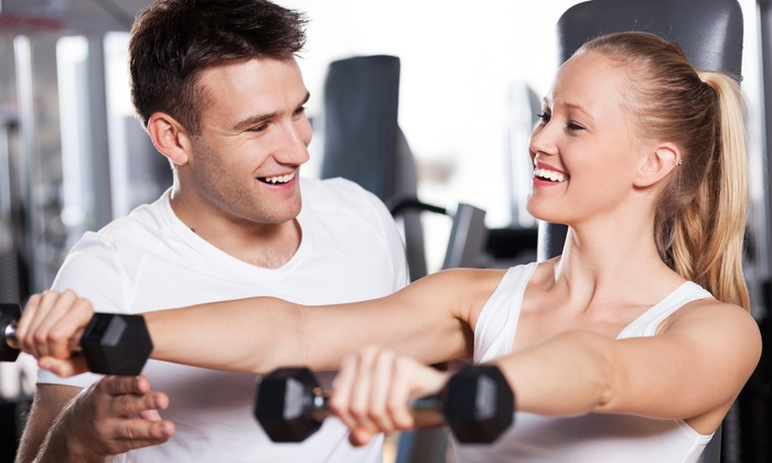 Fitness Hub - Levittown: $42 for $120 Worth of Services — Fitness Hub