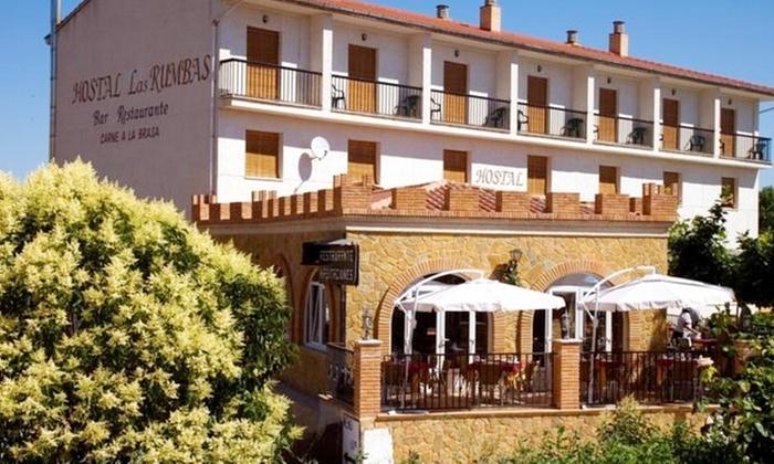 Hostal restaurante las rumbas en nu valos zaragoza for Hostal zaragoza