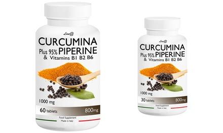 Jusquà un an de cure CurcumaPlus 95% & Piperine, perte de poids et bien être