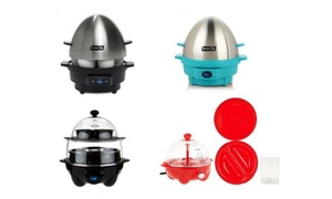 Electric Egg Cooker and Poacher