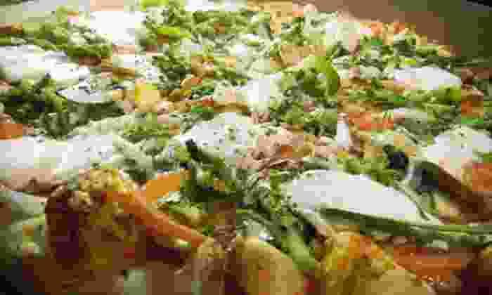 Giovanni's Brick Oven Pizzeria - Glastonbury Center: $10 for $20 Worth of Gourmet Pizza at Giovanni's Brick Oven Pizzeria