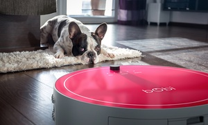 bObi Pet or Classic Robotic Vacuum Cleaner and Mop by bObsweep