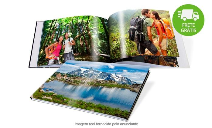 Uniko: Férias - Photobook Luxo com 46 páginas