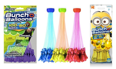 Bunch O Balloons Water Balloon Set with Minions Option