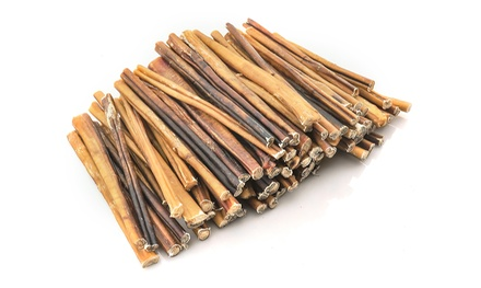 12 bully sticks by best bully sticks 8 pack groupon. Black Bedroom Furniture Sets. Home Design Ideas