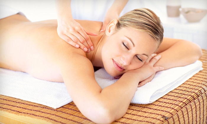 Back2Life - Meridian: $29 for a One-Hour Massage with Optional Grapefruit Aromatherapy at Back2Life ($70 Value)