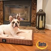 Serta Quilted Pillowtop Pet Bed