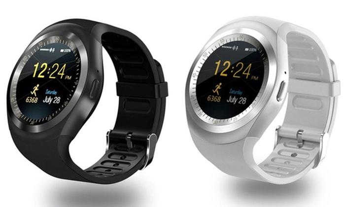 Smartek SW-422 Smartwatch from £14.99