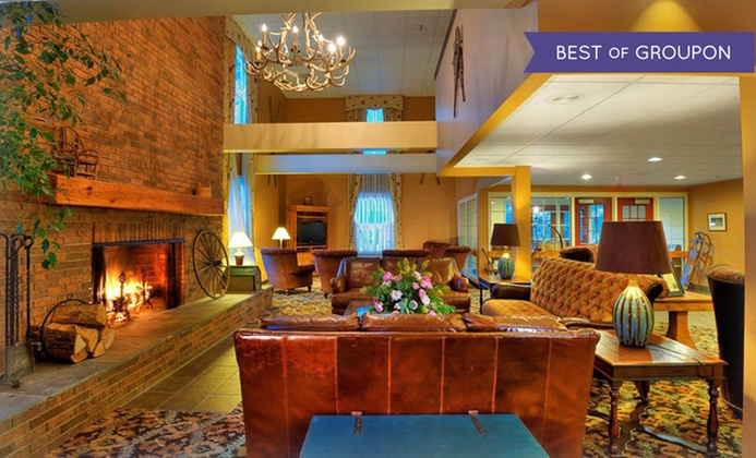 Spa Hotel amid Vermont's Green Mountains