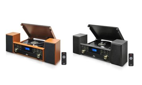 Bluetooth Turntable and Speaker System 3c60a2c6-0e76-11e7-8a4f-00259060b5da