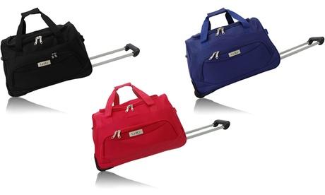Bolsa de viaje con ruedas Goteborg disponible en 4 colores