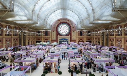 Country Living Spring Fair, 26–29 April at Alexandra Palace (Up to 53% Off)