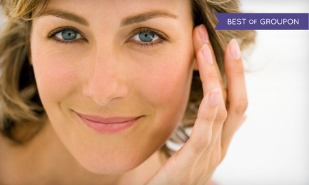 One or Three Anti-Aging Facials or $35 for $50 Worth of Spa Treatments at Anti Aging Facial Center