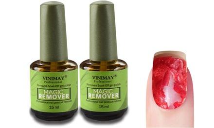 Nail Gel Magic Remover