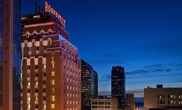 The Roosevelt Hotel - Seattle, WA: Stay at The Roosevelt Hotel in Seattle, WA, with Dates into December