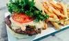 40% Off Burgers, Beer, and More at Bunga Burger Bar
