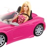 Barbie with Glam Convertible Vehicle