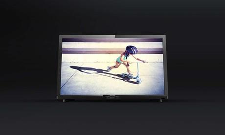 Televisor Philips 22'' Full HD LED 22PFT4232 (entrega gratuita)
