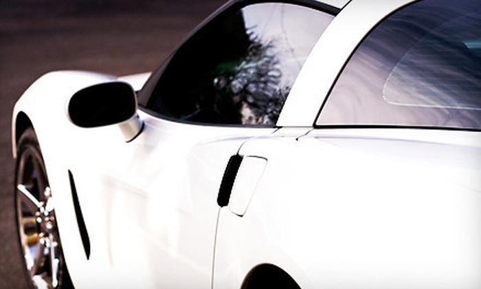 Shine Master - Remmington Park: Auto-Window Tinting for Two Doors, or a Rust-Proofing Package at Shine Master (Half Off)
