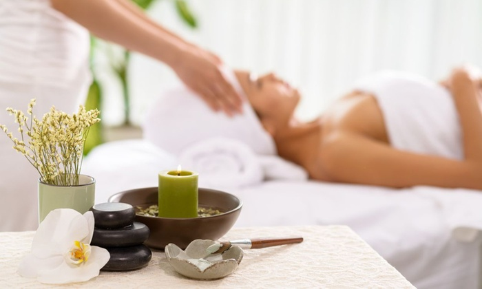 75 Minute Pamper Package Dcaroma Day Spa And Wellness Groupon