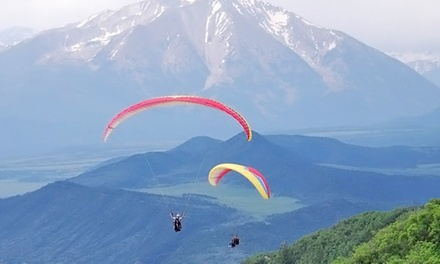 Two-Hour Intro to Paragliding Course and Tandem Flight for One or Two from Adventure Paragliding (Up to 50% Off)