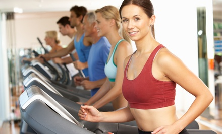 $27 for One-Month Unlimited Membership with 24-Hour Gym Access at Anytime Fitness ($112 Value)