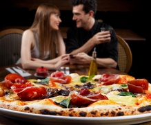 3 Stars Pizza: One Appetizer and 2-Liter with Purchase of Two Large Pizzas at 3 Stars Pizza