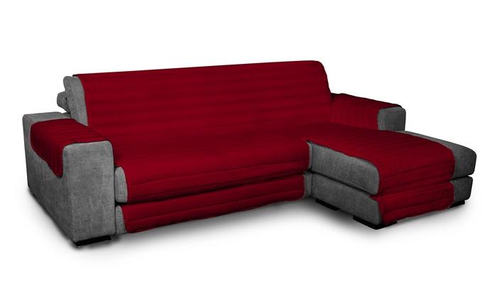 jusqu 39 52 housse matelass e pour canap groupon. Black Bedroom Furniture Sets. Home Design Ideas