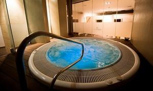 """Gold Place Spa: """"Plan romántico""""en spa privado con masaje relajante o premiumpara dos y cóctel de frutas desde 54,90€ en Gold Place Spa"""