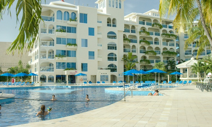 4 Night All Inclusive Occidental Costa Canc 250 N Stay With
