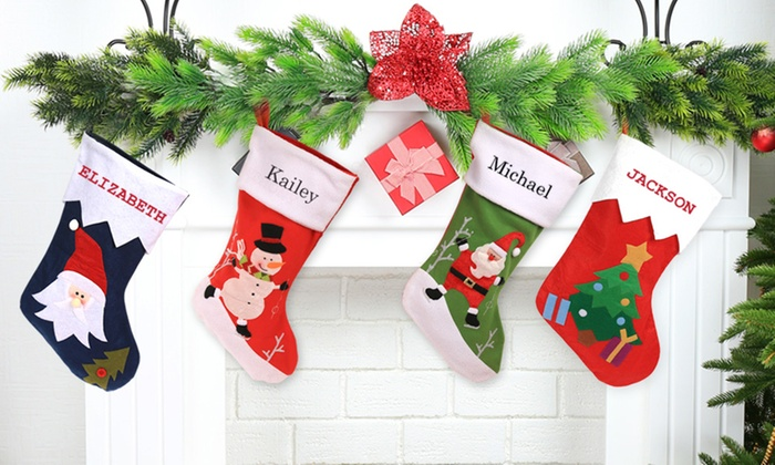 Monogram Online Custom Holiday Stockings Up To 79 Off