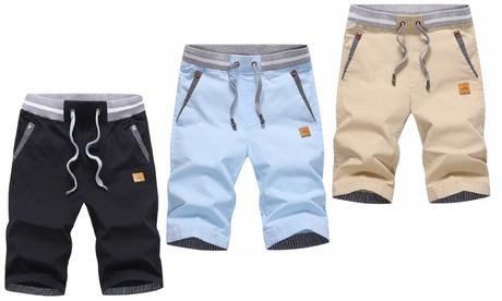 Pantalones cortos para hombre Dereck